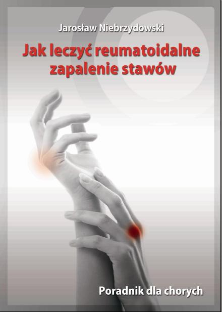 Jaroslaw Niebrzydowski: How to treat rheumatoid arthritis - accessible in bookstories