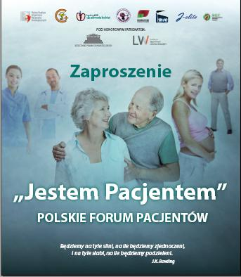 invitation for Polish Patients' Forum